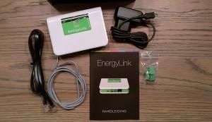 EnergyLink inhoud doos