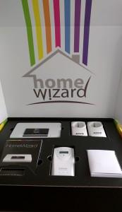 HomeWizard Starterkit productverpakking