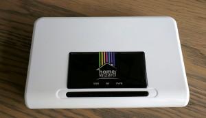 HomeWizard box