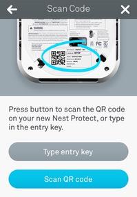 Nest Protect QR