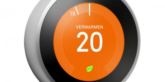 Nest Thermostaat versie 3