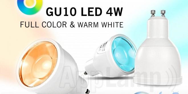 GU10 4 Watt Wi-Fi LED