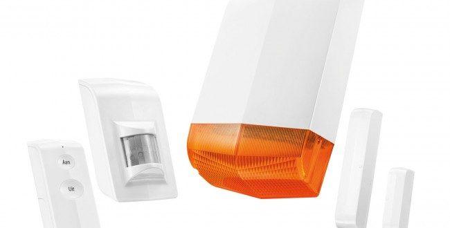 ALSET-2000 Draadloos beveiligingssysteem