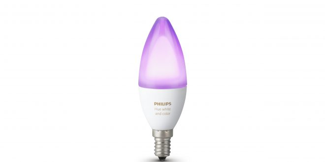 Philips Hue Candle E14 fitting