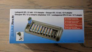 BASETech BTL 12 batterijlader